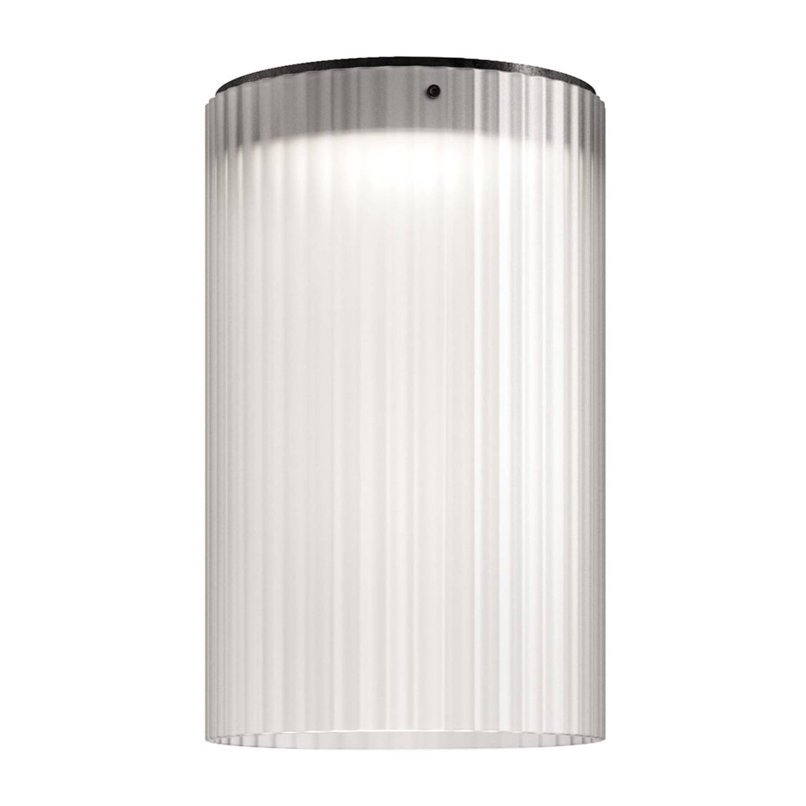 Kundalini Giass - LED-taklampe, Ø 30 cm, hvit
