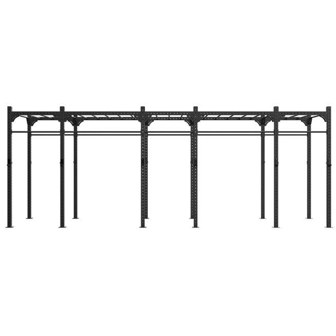 Eleiko Freestanding 7,2M XF 80 Rig W/ Monkeybars, Crossfit rig