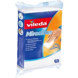 Mirakelsvamp Vileda, 4-pack