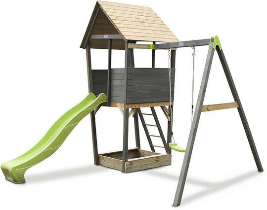 EXIT Aksent Leketårn Med Enkelt Huskestativ