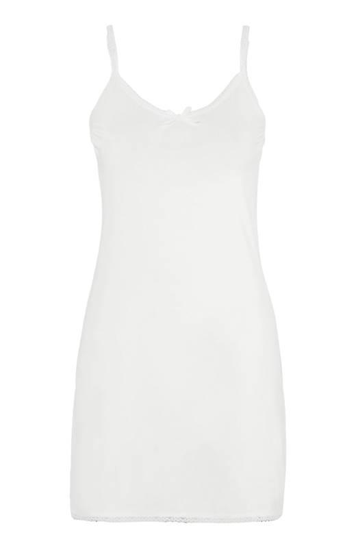 Cream Underklänning Lise Offwhite