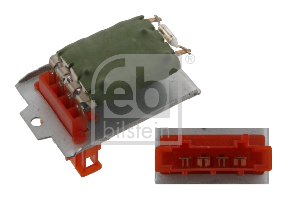 Ohjainlaite, lämmitys/tuuletus FEBI BILSTEIN 32178