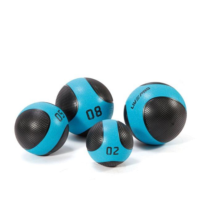 LivePro Solid Medicine Ball, Medicinboll