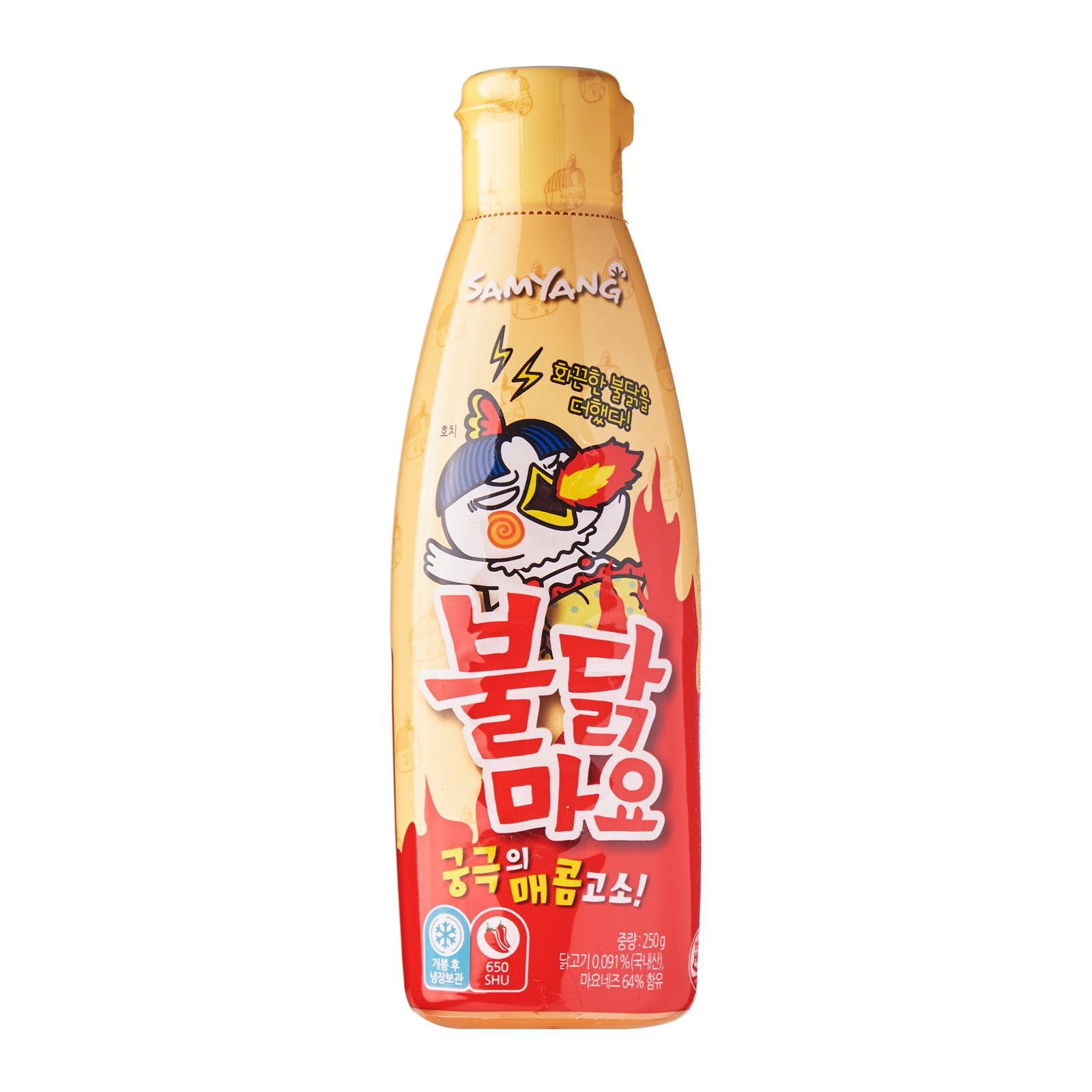 Samyang Hot Spicy Chicken Mayo Sauce 200g