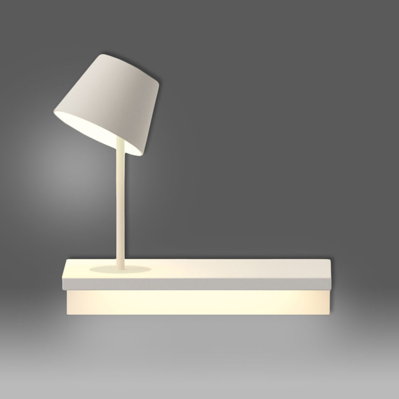 Suite moderne LED vegglampe 29 cm