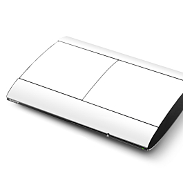 PS3 Super Slim Console Skin
