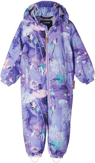 Reimatec Batans Parkdress, Light Violet, 86