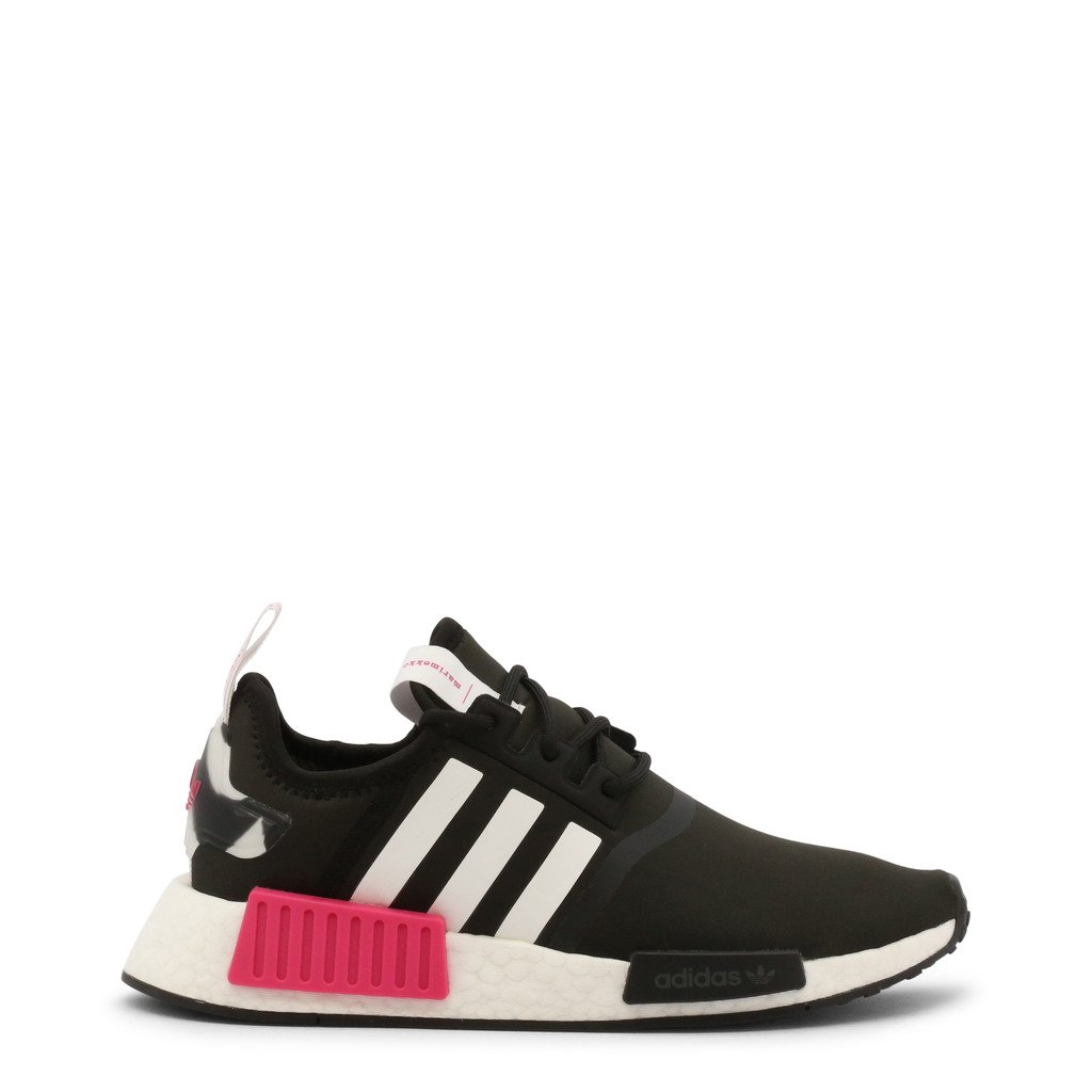 Adidas Women's NMD_R1 Sneakers Shoes Black 349717 - black UK 3.5