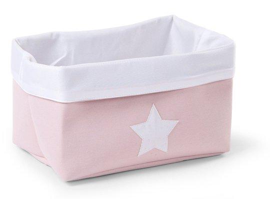 Childhome Oppbevaringsboks Liten, Soft Pink