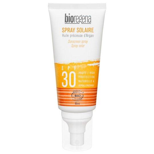 Bioregena Sunscreen Spray SPF 30 Face & Body, 90 ml