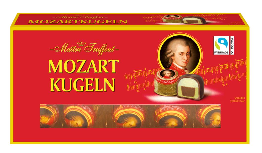 Maitre Truffout Mozartkulor 200g