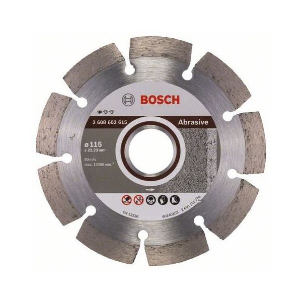 Bosch Standard for Abrasive Diamantkappskive Ø115 mm
