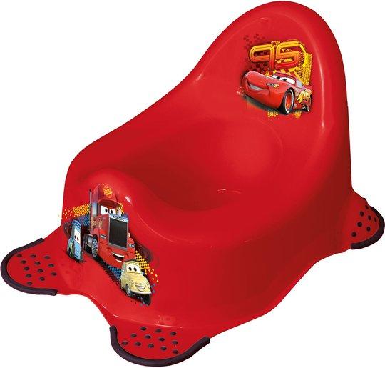 Disney Cars Sklisikker Potte, Rød