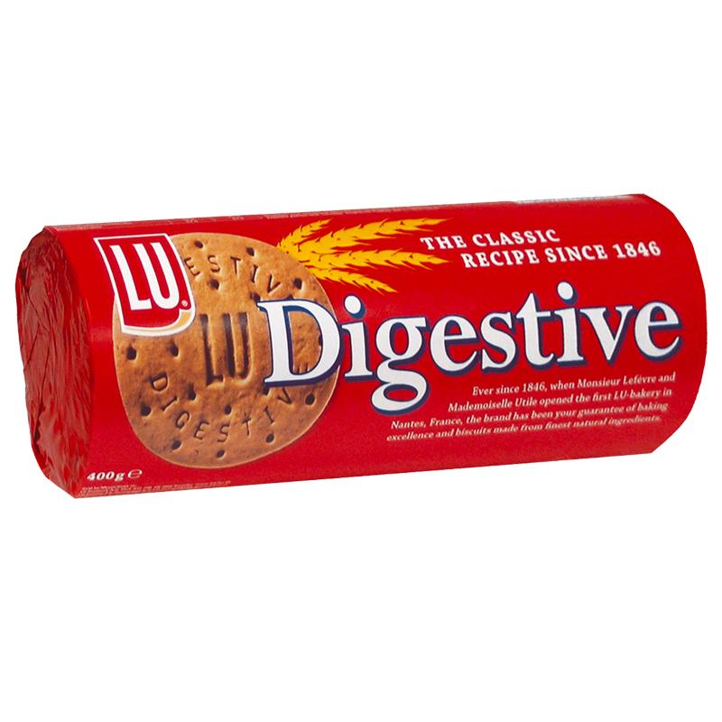 Digestivekeksit - 22% alennus