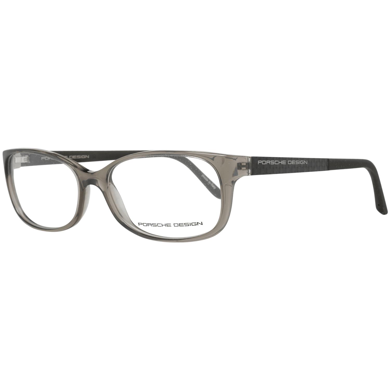Porsche Design Women's Optical Frames Eyewear Grey P8247 55C