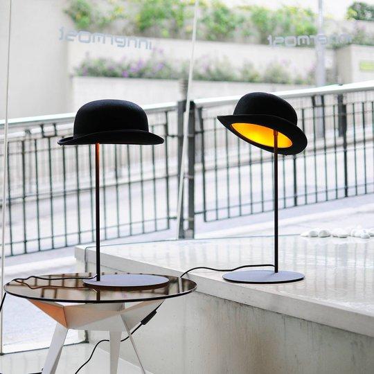 Innermost Jeeves Table bordlampe i filt