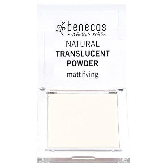 Benecos Natural Translucent Powder Mission Invisible, 6,5 g