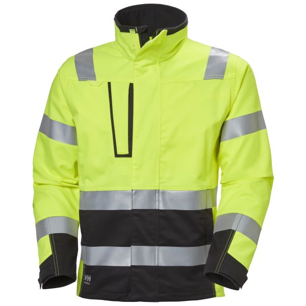 Helly Hansen Workwear Alna 2.0 Jacka gul, varsel S
