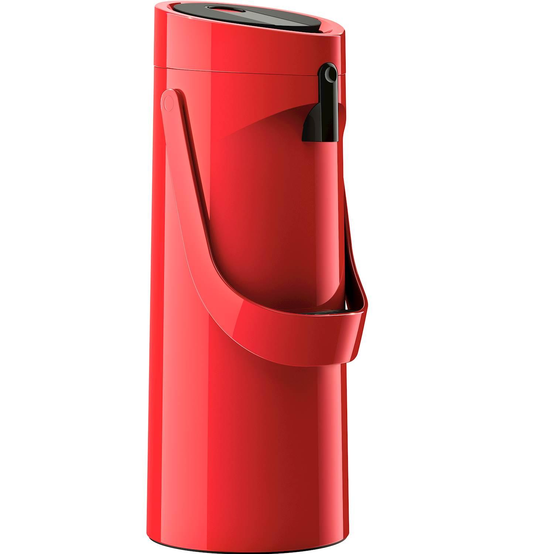 Tefal Ponza Thermo Pumpkanna röd