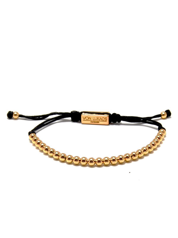 Von Lukacs Stavanger Gold STVG4 Armband