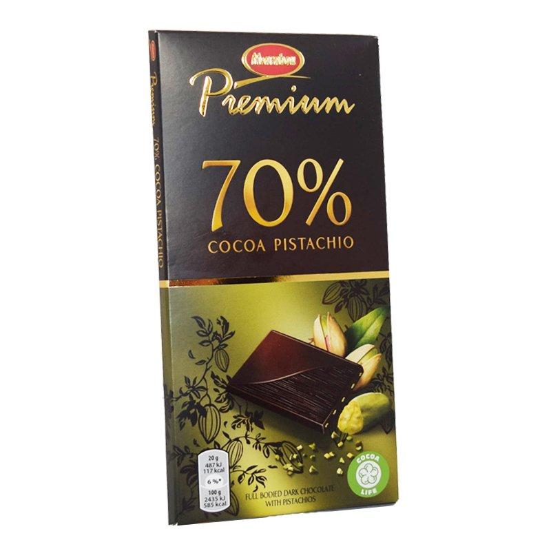 Mörk Choklad Pistage - 40% rabatt