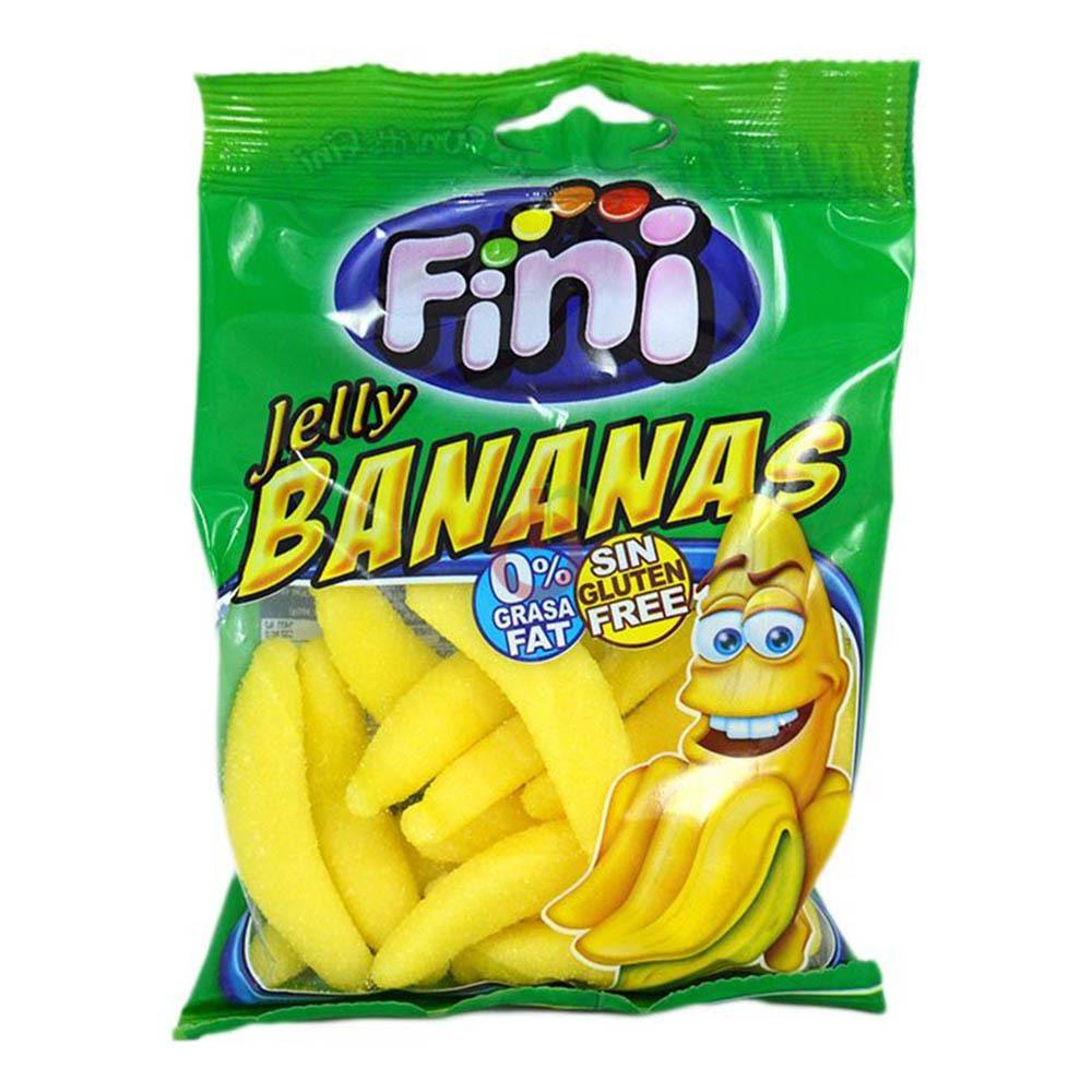 Fini Bananer Påse - 80 gram