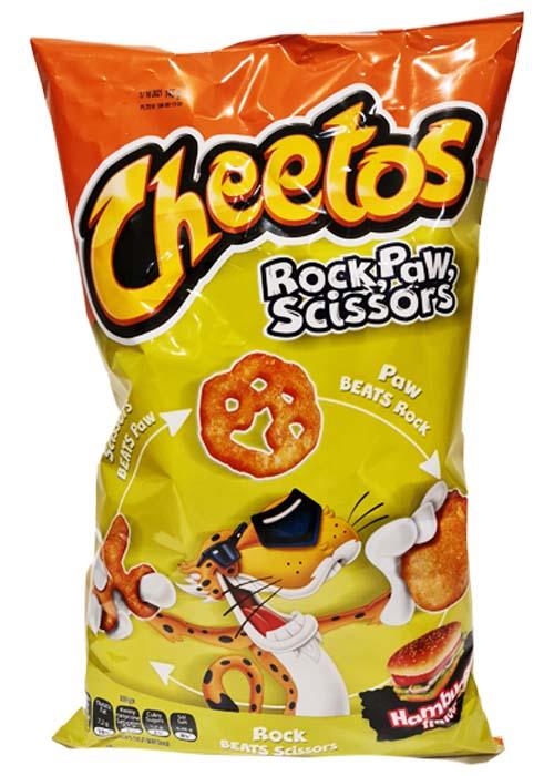 Cheetos Hamburger 145g