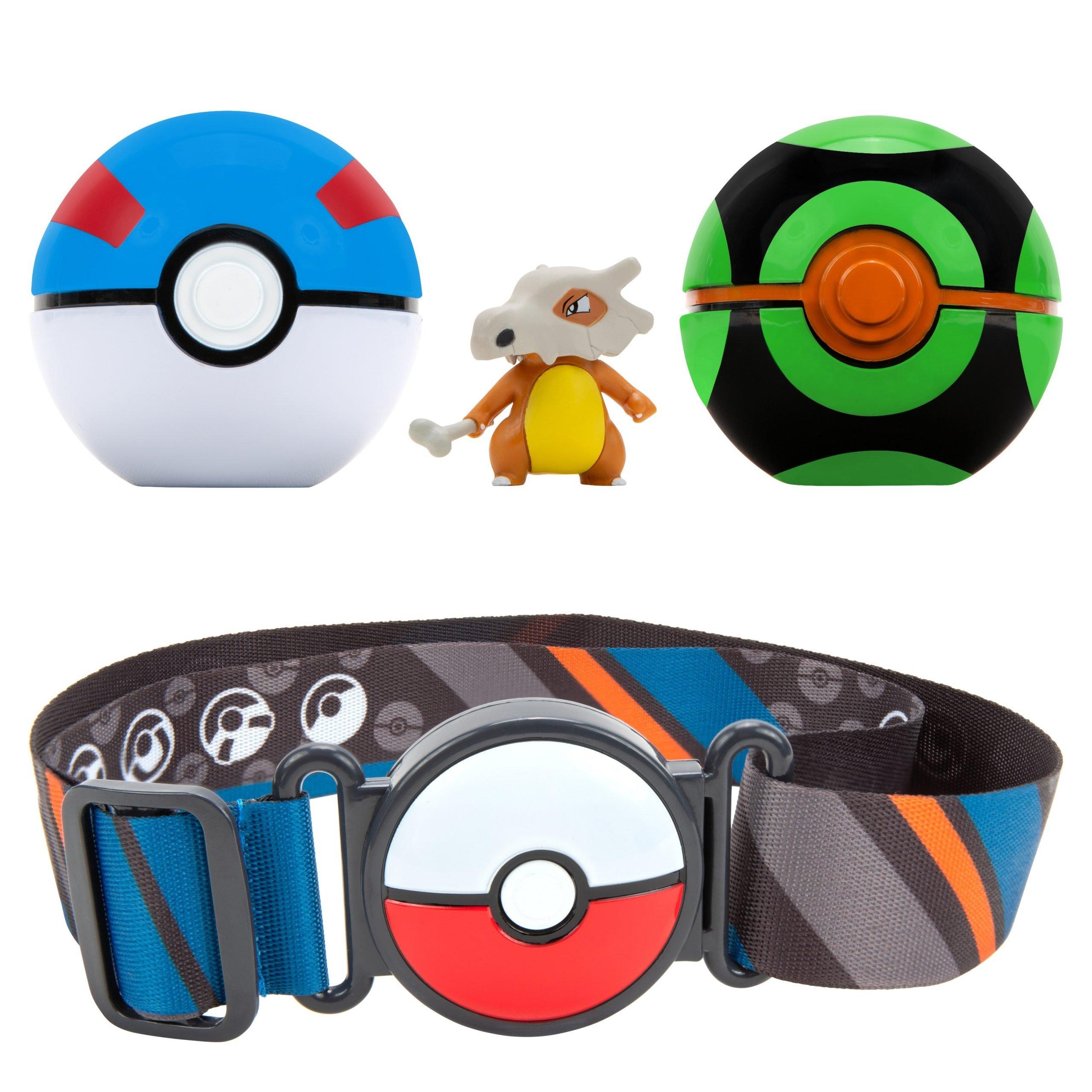 Pokemon - Clip 'N Go Poke Ball Belt - Cubone (95283)