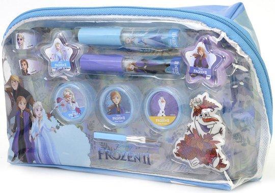 Disney Frozen Sminkeveske 12 Delar