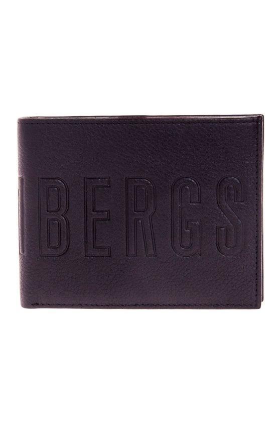 Bikkembergs Men's Wallet Black BI1432538