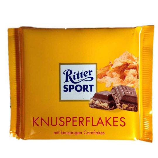Ritter Sport med flingor - 33% rabatt