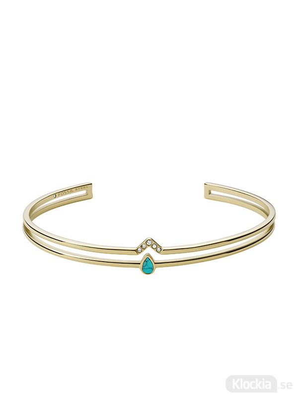 FOSSIL Armband Fashion – Guld JF03732710 - Damsmycke
