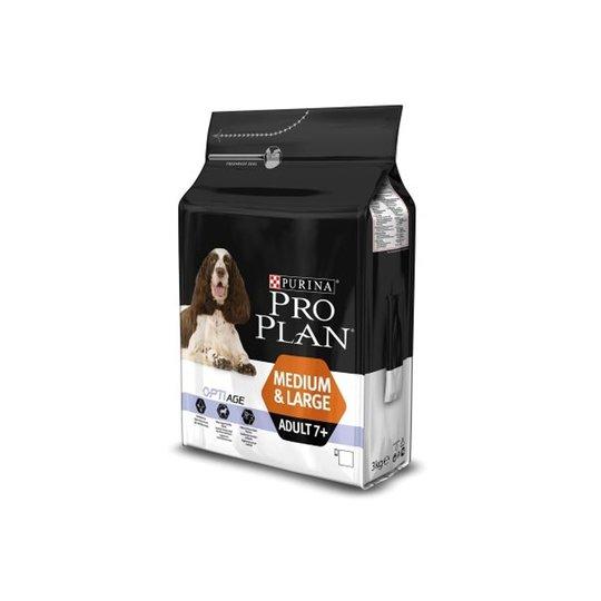 PRO PLAN® Medium & Large Adult 7+ - OptiAge® (3 kg)