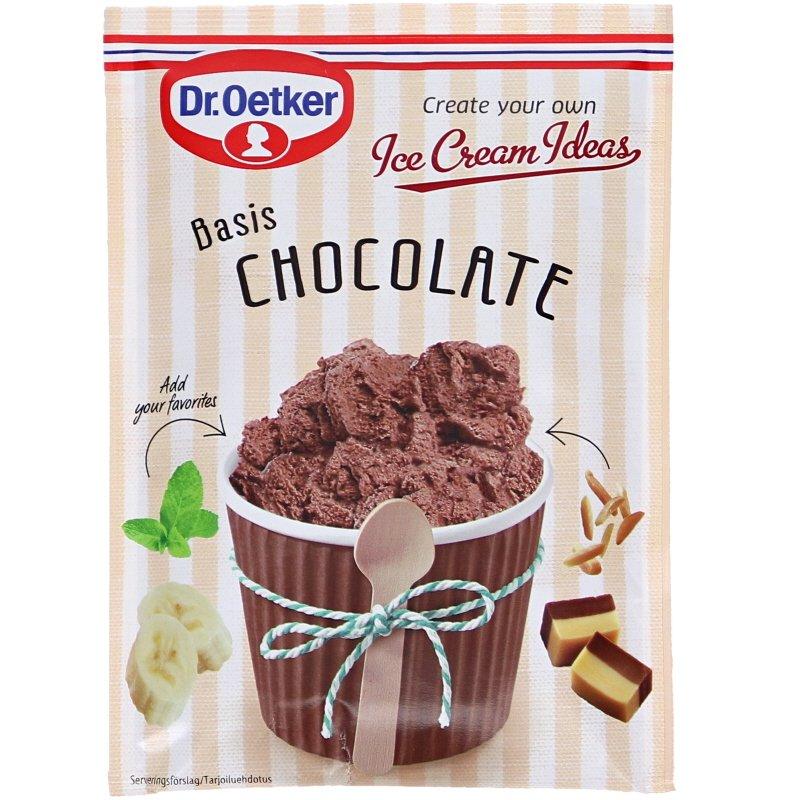 Suklaajäätelöjauhe - 59% alennus