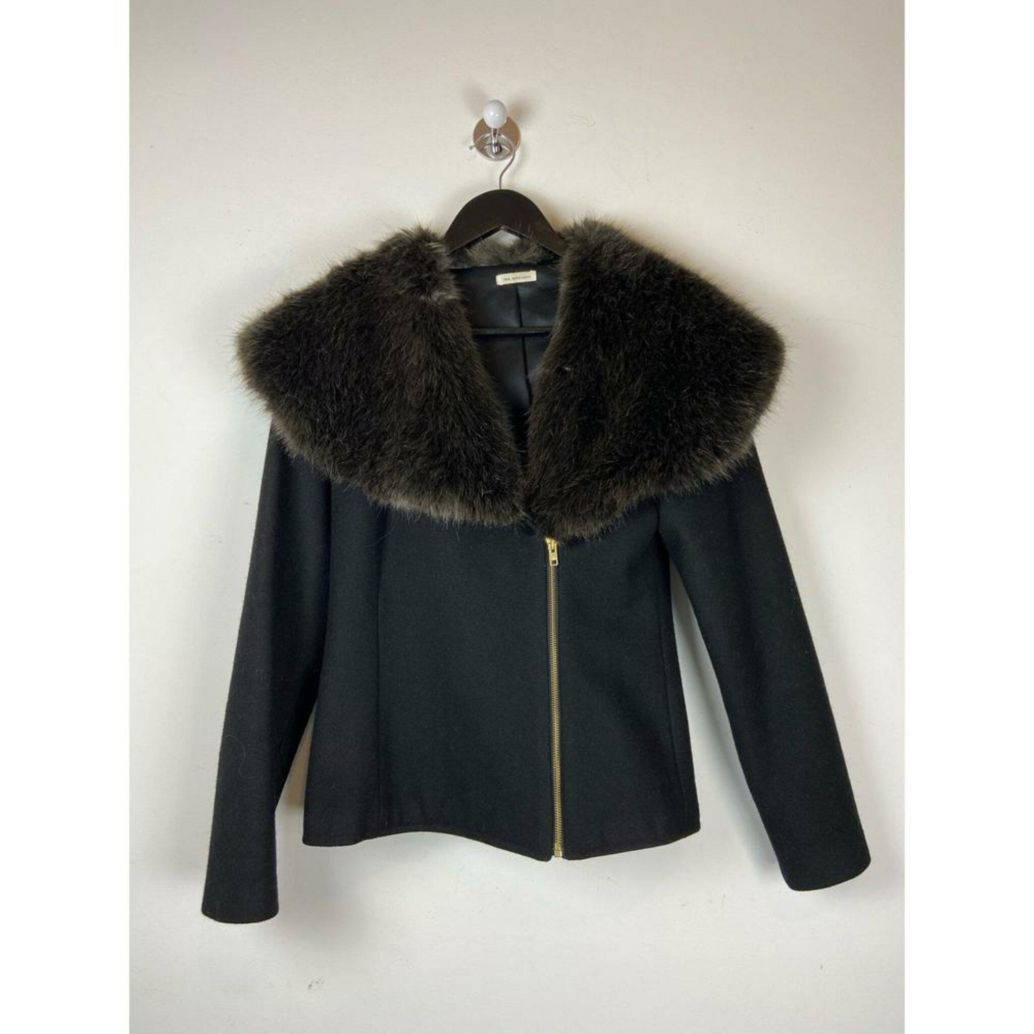 Faux-fur Jacket by Ida Sjöstedt, M