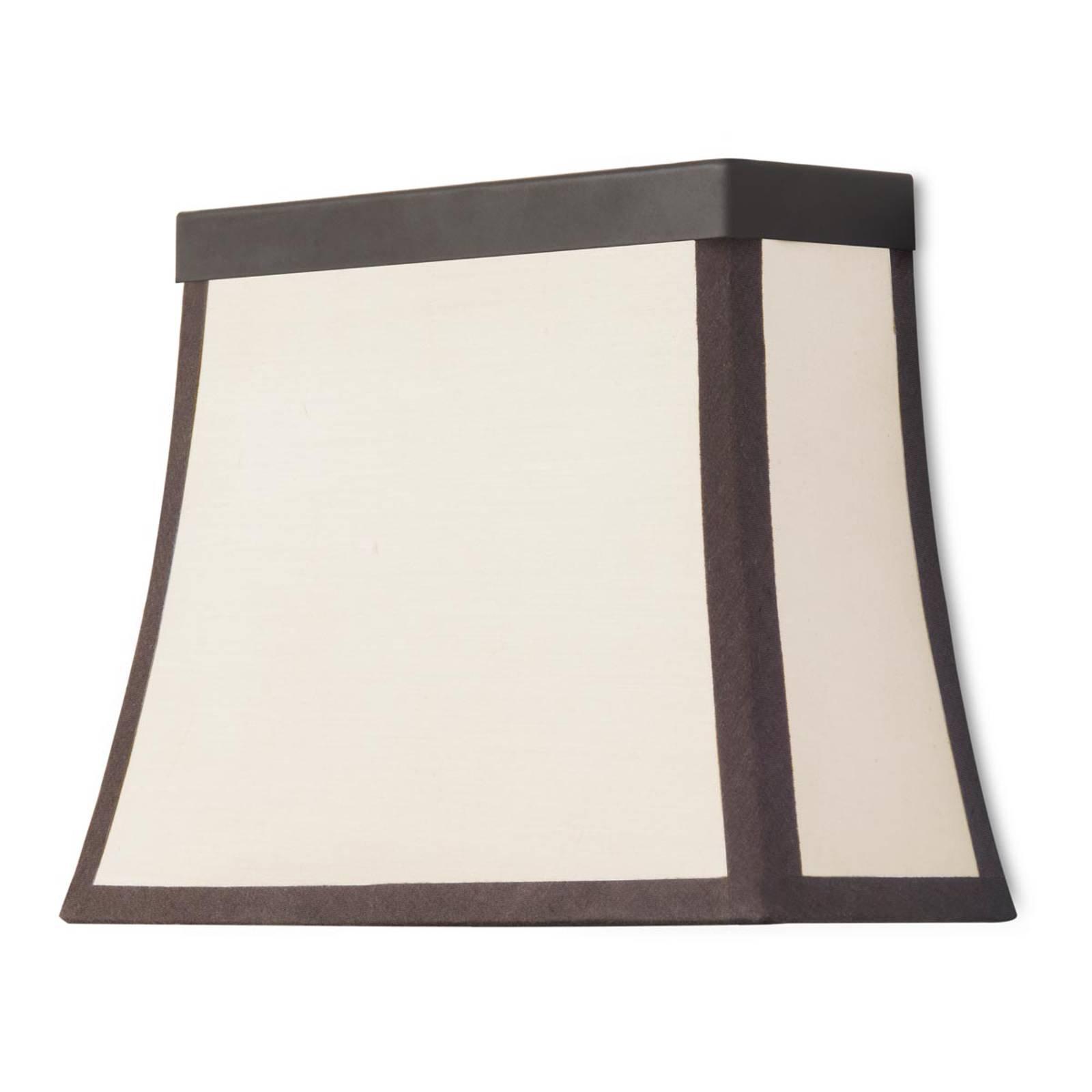 Fancy - LED-vegglampe i stoff
