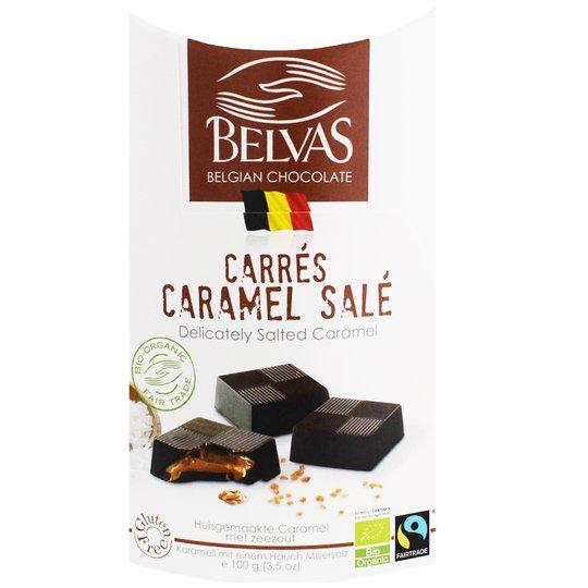 """Eko Mörk Choklad """"Salted Caramel"""" 100g - 49% rabatt"""