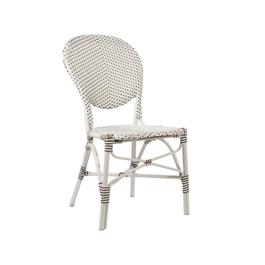Isabell Exterior Side Chair, Sika Design