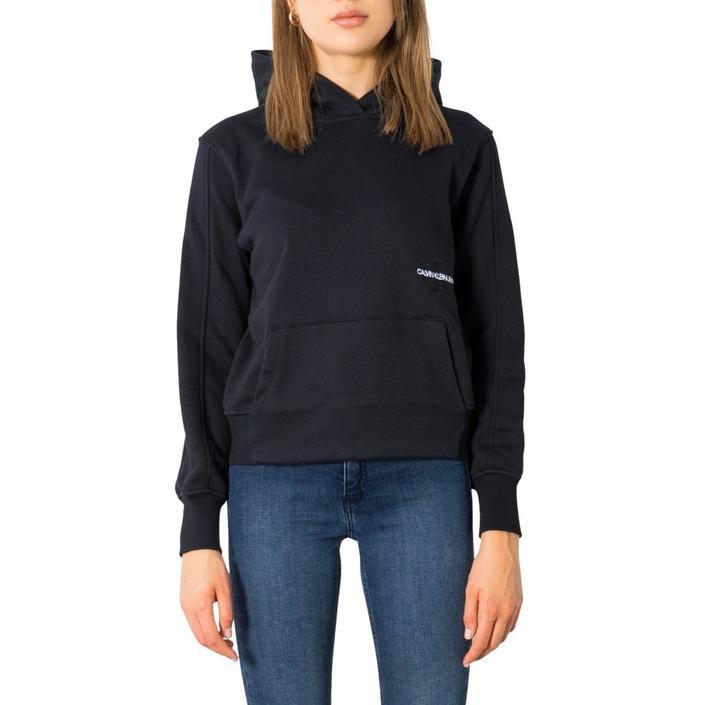 Calvin Klein Jeans Women Sweatshirt Various Colours 299915 - black XS