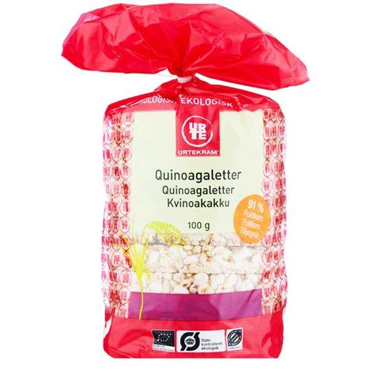 """Täysjyväkakut """"Quinoa"""" 100 g - 55% alennus"""