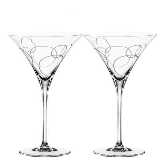 Spiegelau - Spiegelau Signature Drinks Circles Cocktail 22 cl 2-pack