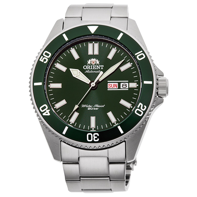 Orient Men's Watch Silver RA-AA0914E19B