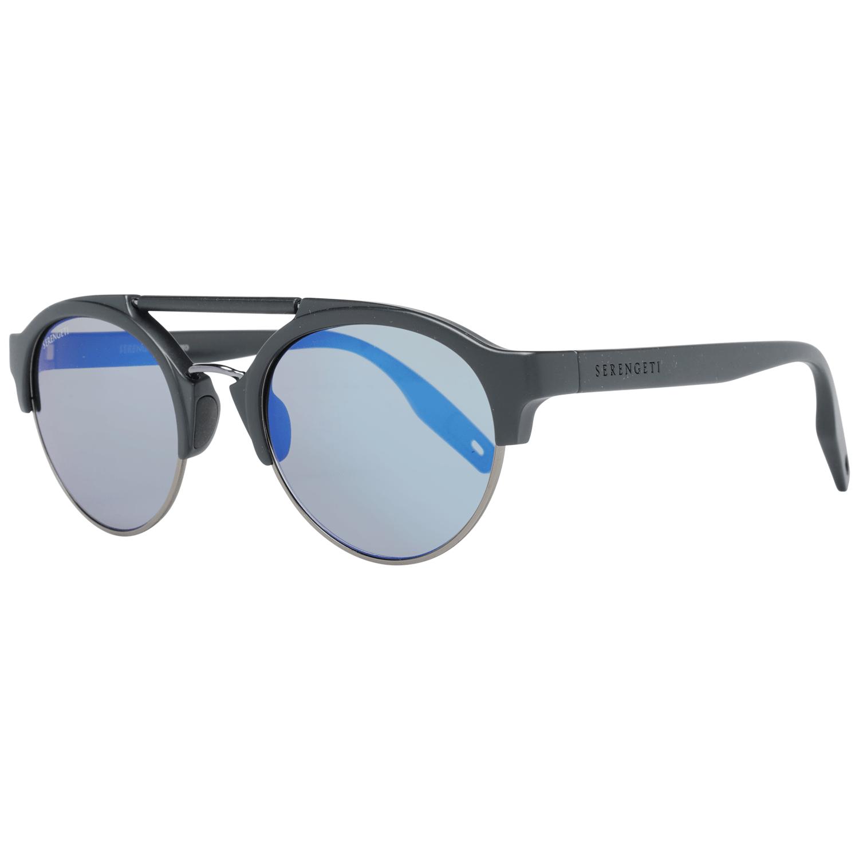 Serengeti Men's Sunglasses Black 8560