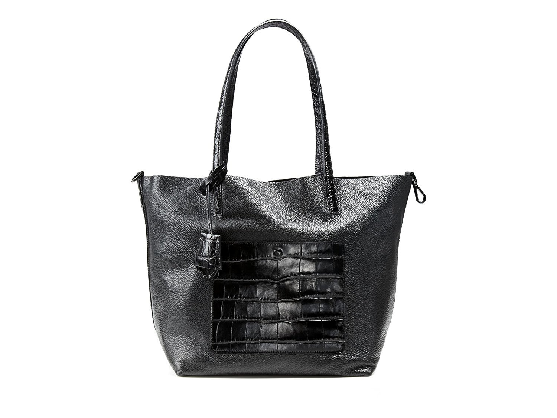 Michael Kors Women's Colgate Shoulder Bag Black MK29970