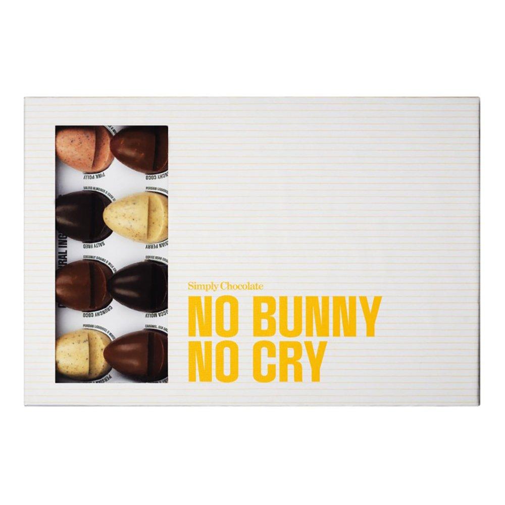 No Bunny No Cry Chokladpraliner Chokladask - 240 gram