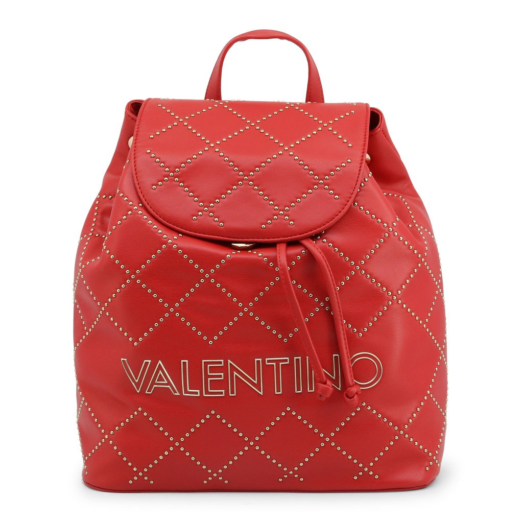 Valentino by Mario Valentino Women's Backpack Red VBS3KI02 - red NOSIZE