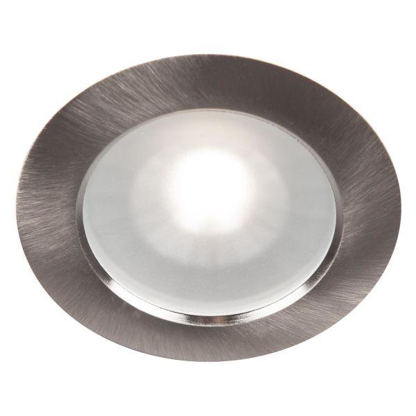 Hide-a-Lite 1202 Smart Downlight børstet stål 2700 K