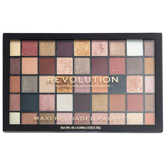 Maxi Reloaded Large It Up Palette, Makeup Revolution Luomiväri
