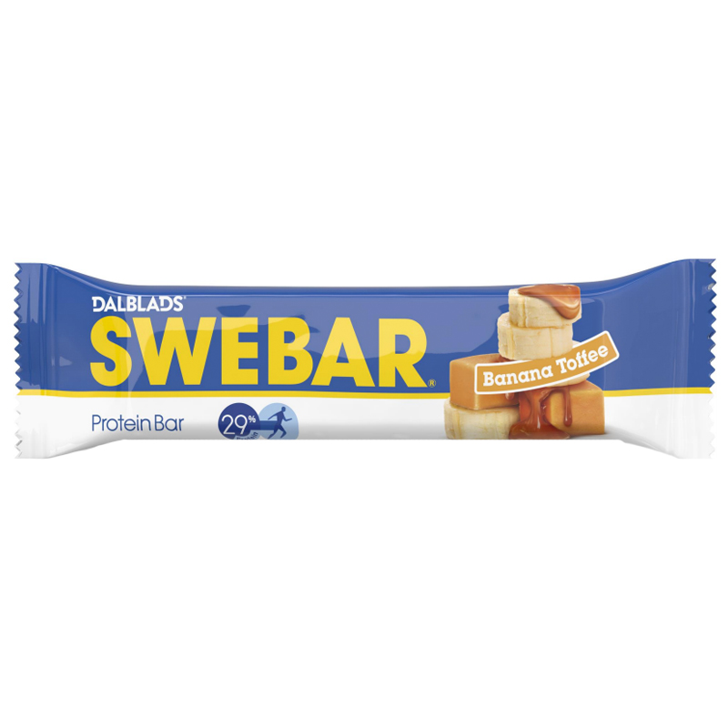"Proteinbar ""Banana Toffee"" 55g - 50% rabatt"