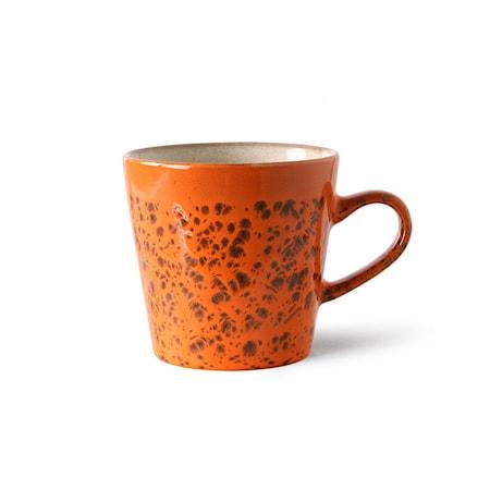 70s ceramics Americano Kopp Magma